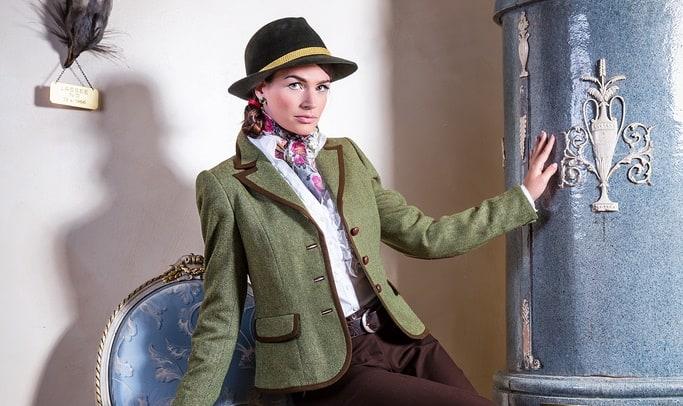 Bernhard Gaisberger Salzburg damesmode verkrijgbaar bij damesmode winkel Modici in Laren