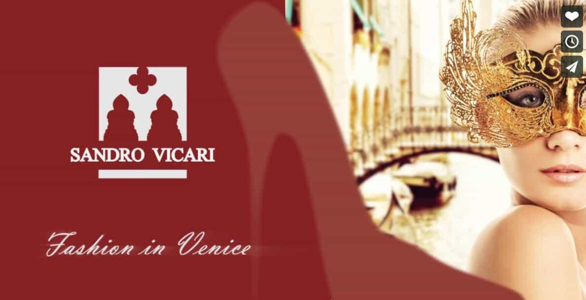 Sandro Vicari schoenen verkrijgbaar bij damesmode winkel Modici in Laren