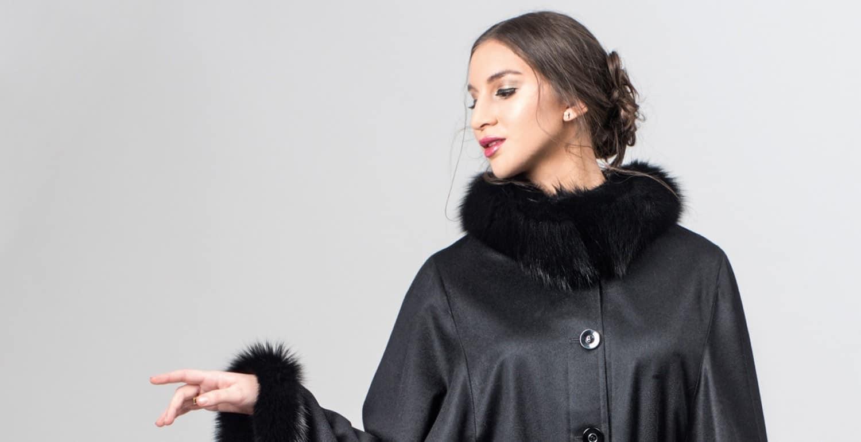 Rolf Schulte bontjas of lederen jas bij Modici dames mode in