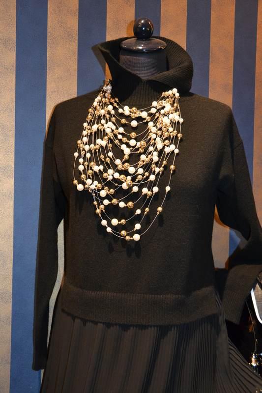 Lana d'Oro damesmode verkrijgbaar bij damesmode winkel Modici in Laren