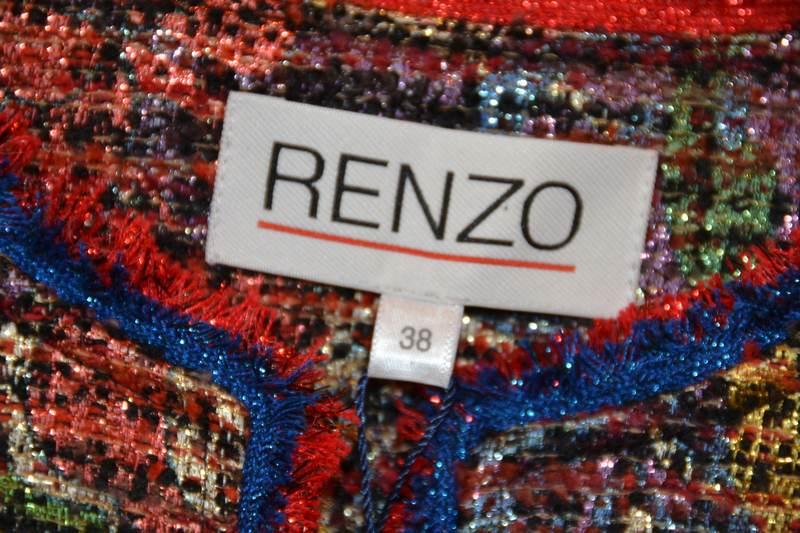 Renzo damesmode verkrijgbaar bij damesmode winkel Modici in Laren